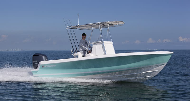 Contender Offshore Fishing Boats