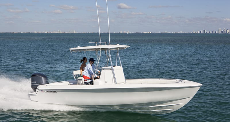 Contender Boats Over 30 Years Building Sport Fishing 22 39