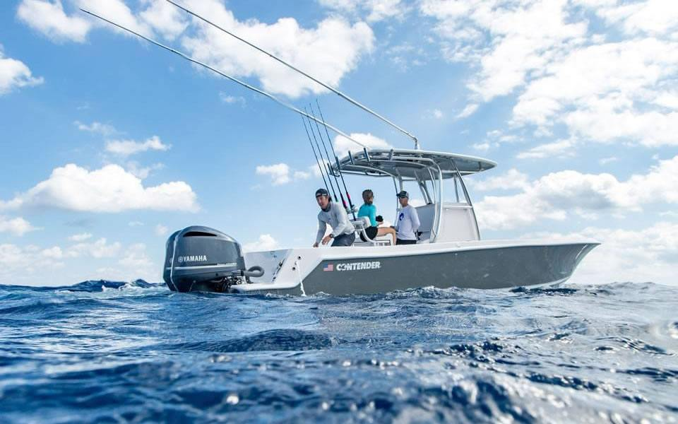2ef603cea948 28S Contender Fishing Boat - Contender Boats