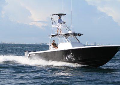 Contender 39' Fisharound