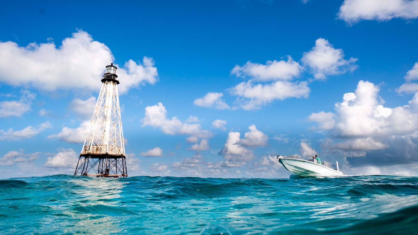 25 Bay Fishing Boat - Born in Biscayne Bay - Contender Boats