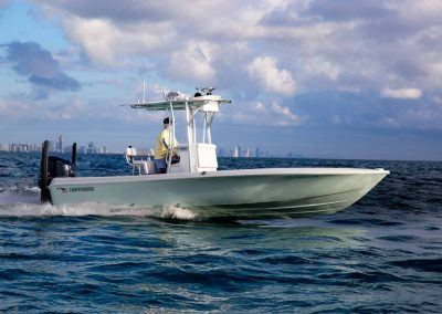 Contender Boats 25 Bay Boat - Always in the Game in Biscayne Bay and Beyond
