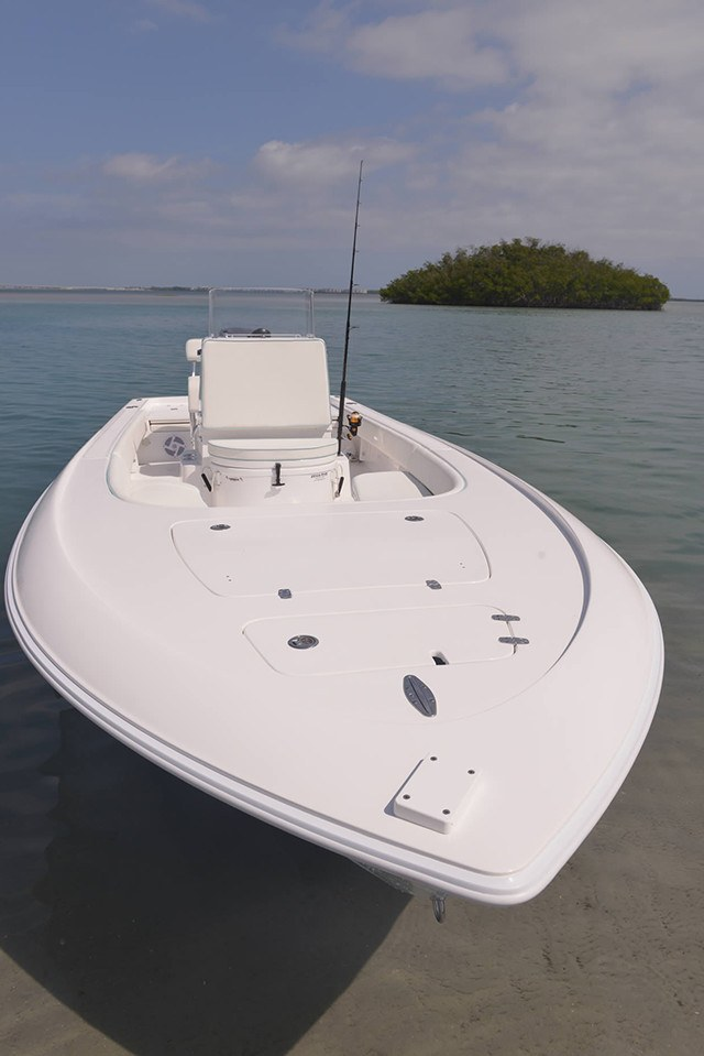 25 Bay Fishing Boat Born In Biscayne Bay Contender Boats