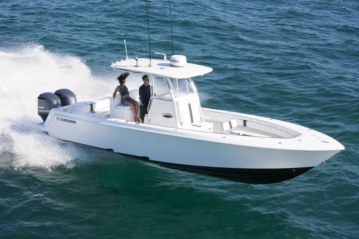 32 st tournament fishing boat contender boats for How much does a fishing boat cost