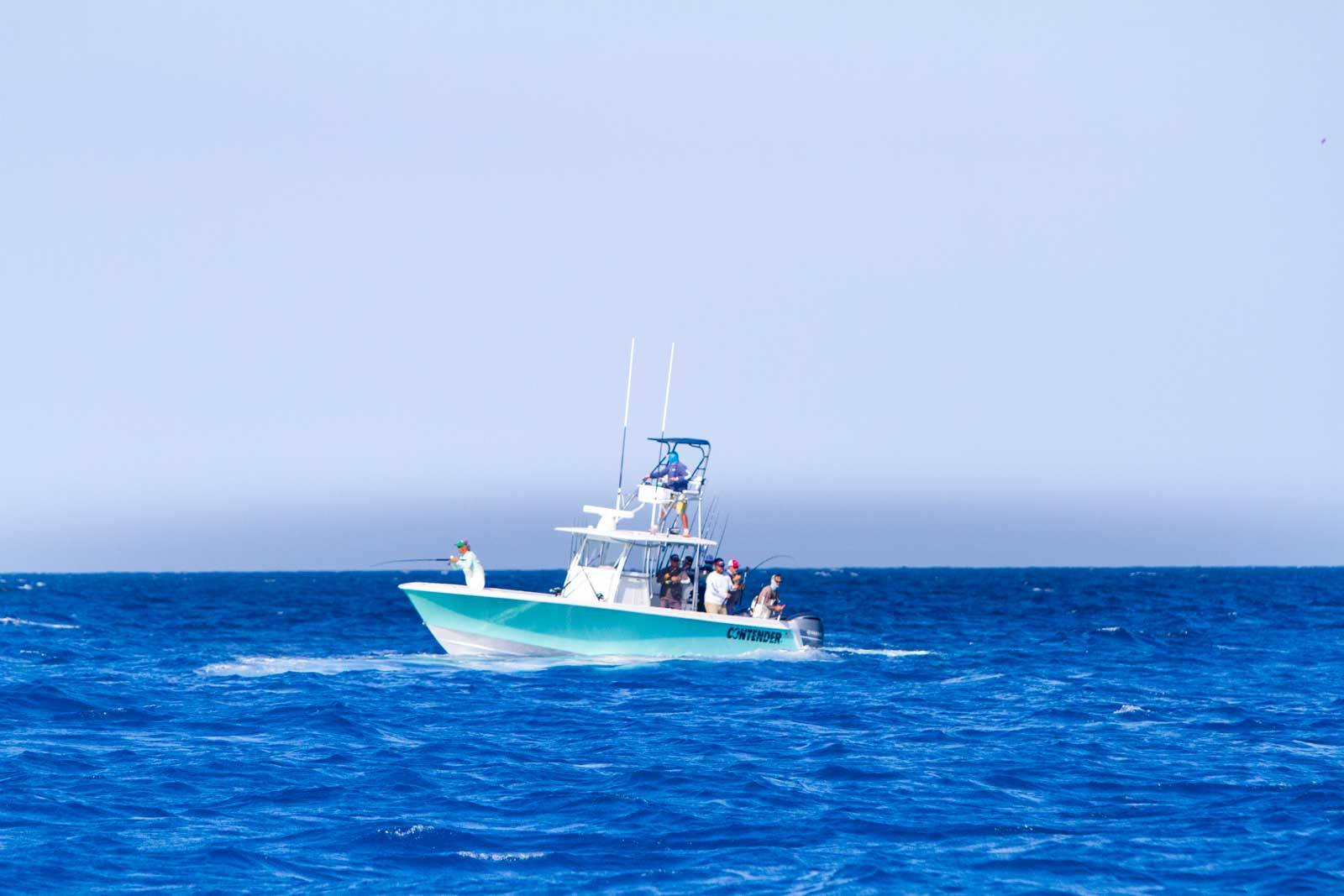 39 St Tournament Fishing Boat Contender Boats Drawing Circuit Diagrams The 39electronics Way39 39st Doing It All Hardway