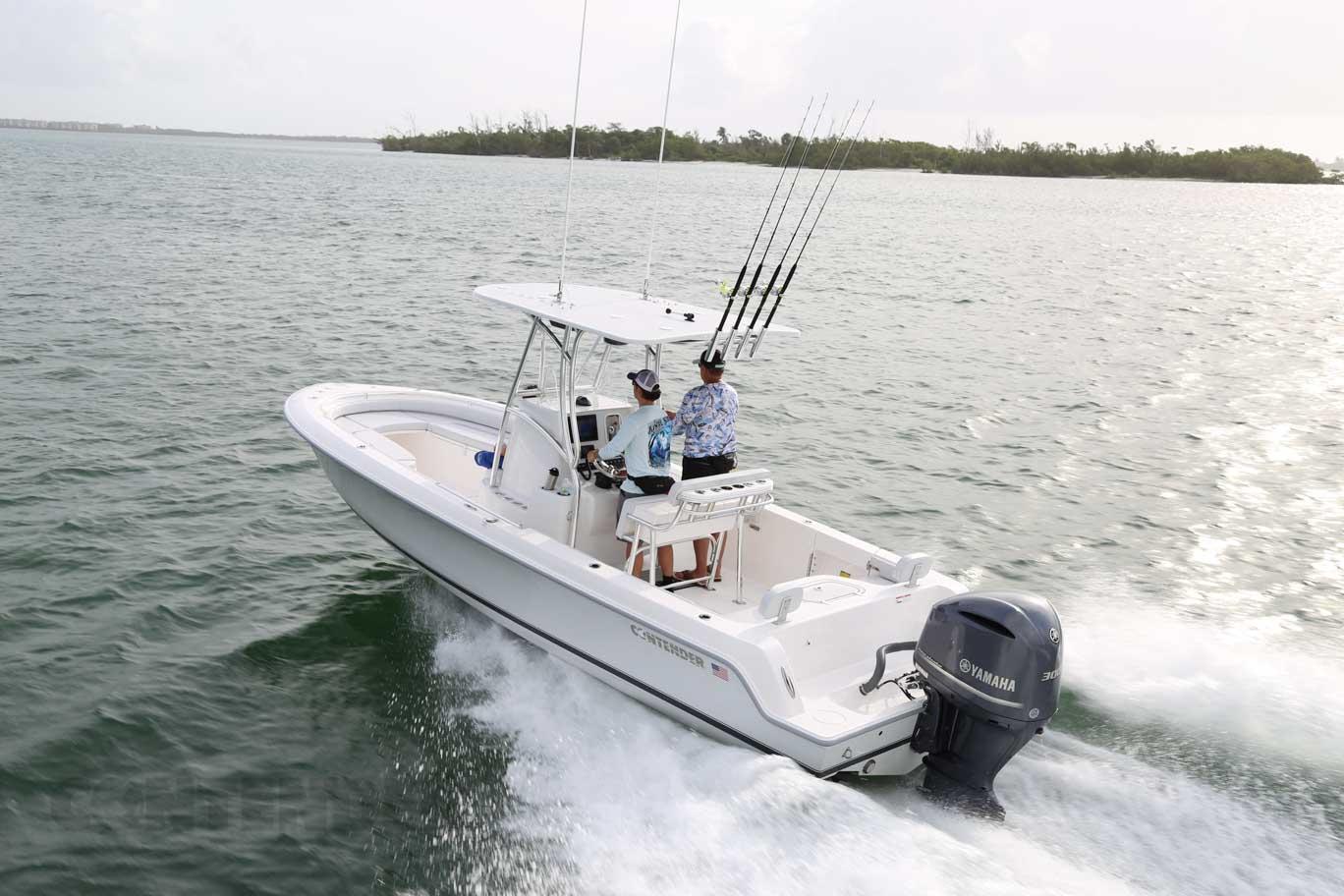 Miami boat show b 121 contender boats - Miami boat show ...