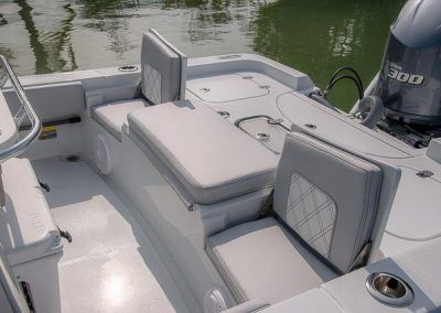 Jump Seats - Contender 25 Bay Boat