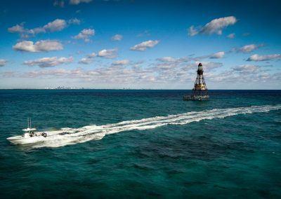 Contender 25T - Fowey Lighthouse
