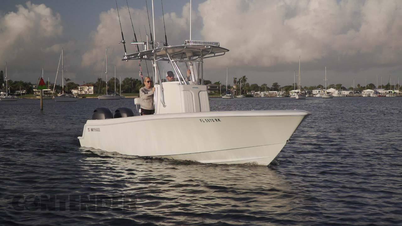 25t Contender Fishing Boat Boats Bluesea Dualbattery Switch Wiring Diagram