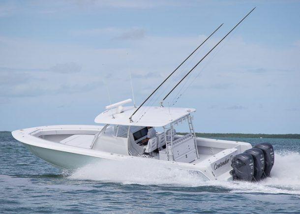 Contender Boats 44FA