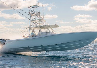 Contender Boats 44ST - 44 ST Contender Offshore Fishing Boat