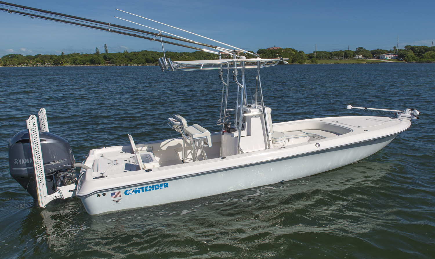 Bay fishing boats contender offshore fishing boats for Off shore fishing boats