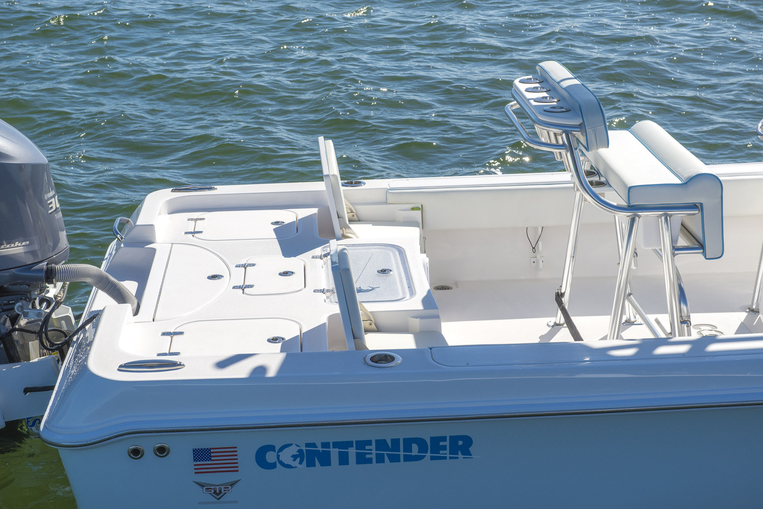 Bay fishing boats contender offshore fishing boats for How much does a fishing boat cost