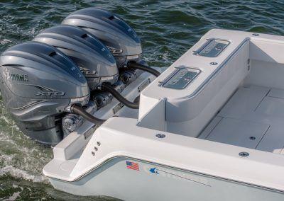 Yamaha XTO 425 Triple Configuration