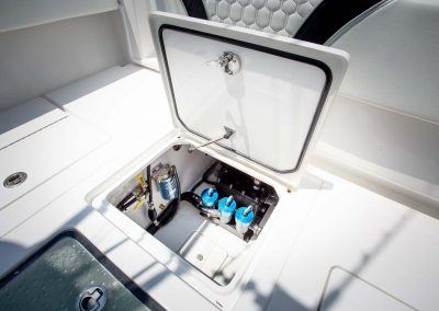 Over Size Bilge Access