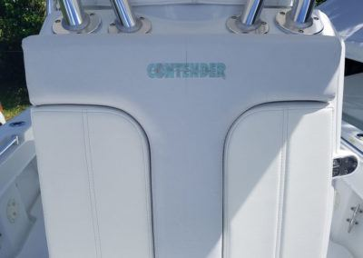 Contender 25T Logo Embroidery
