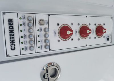 Contender 25T Electrical Panel