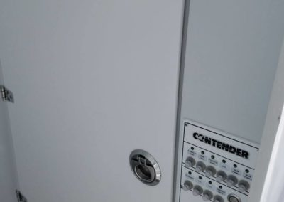 Electronics Panel - Contender 25T