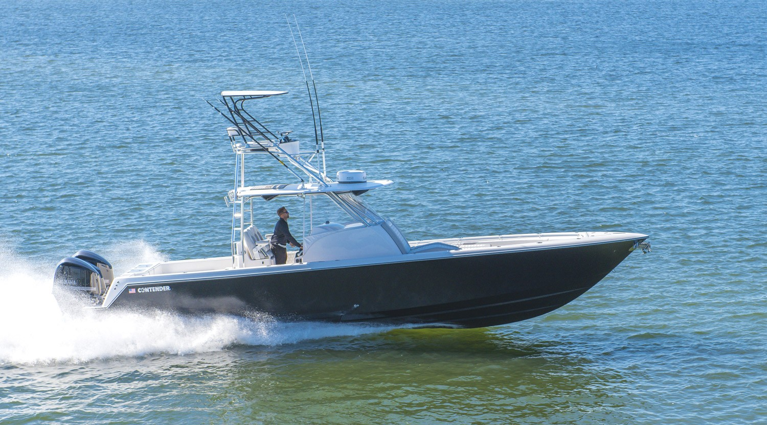 contender boats, inc