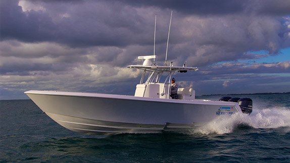 Contender Boats – Over 35 Years Building Sport Fishing Boats