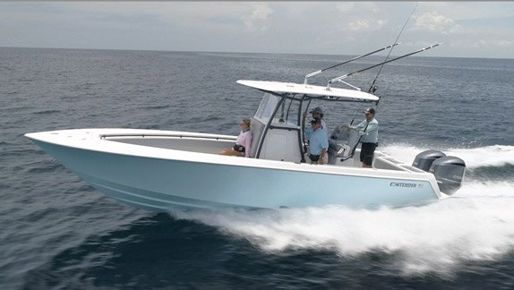 Contender Boats Over 35 Years Building Sport Fishing Boats